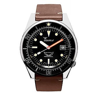 Squale 1521CL.PS 500 Meter Swiss Automatic Dive Wristwatch