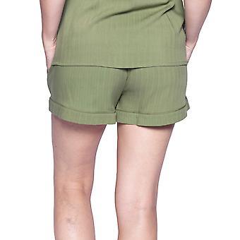 Cyberjammies Natalie 4806 Women's Green Pyjama Short