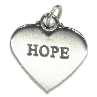 Ciondolo Hope Sterling Silver Charm .925 X 1 Belief Charms - 1874