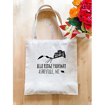 Blue Ridge Parkway - Tote Bag