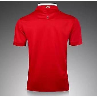 Britse en Ierse Lions Rugby Jersey Sport Polo Shirt
