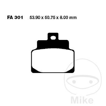 EBC SFA (HH) - Scooter Brake Pads (SFA301HH)