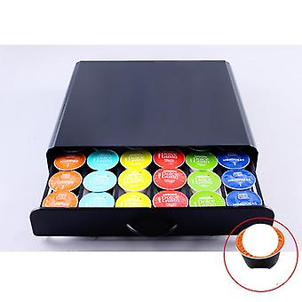 Dolce Gusto  Capsule Storage Box / Drawer / Cabinet And Coffee Capsule Holder