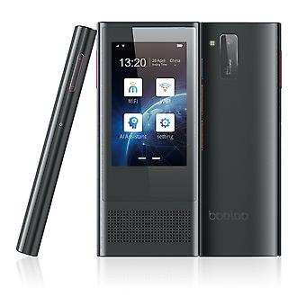 Boeleo W1 3.0 BF301 AI Translator 3.1inch Touch Screen 117 Languages Support 4G Offline Photographic