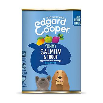 Can for Salmon and Trout Dogs 400 g