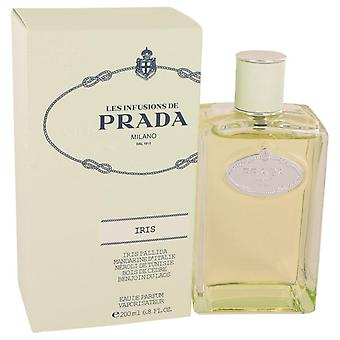 Prada Infusion D'iris Eau De Parfum Spray By Prada 6.7 oz Eau De Parfum Spray