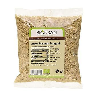 Organic Basmati Rice 500 g