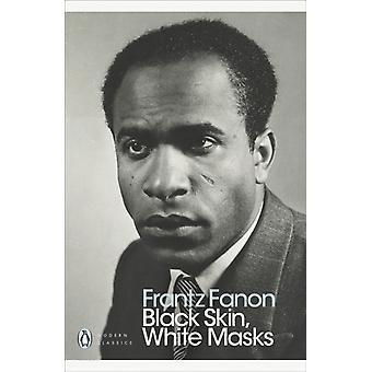 Máscaras blancas de piel negra de Frantz Fanon