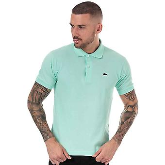 Lacoste Classic Fit Polo Shirt - Turkos