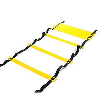 Échelles d'entraînement de sangles en nylon - escaliers de vitesse d'agilité pour la forme physique