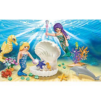 Playmobil Mermaid Carry Case