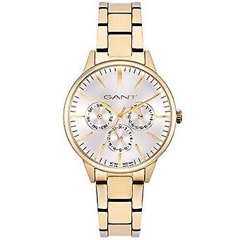 GANT Gold stainless steel women's wristwatch