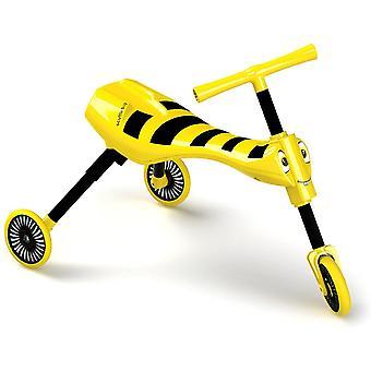 Scuttlebug Bumble Yellow Ride On