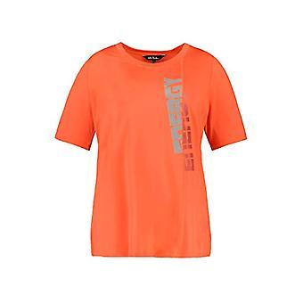 ULLA POPKEN T-Shirts T-Shirt, Light Pink, 60 Woman