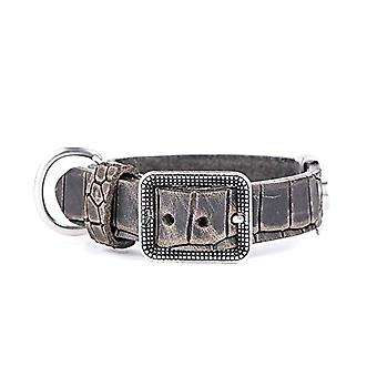 My Family Adjustable Collar in Real Leather Made in Italy Tucson Collection(27)