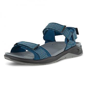 ECCO 880704 X-trinsic Men's Sports Sandals In Sea Port