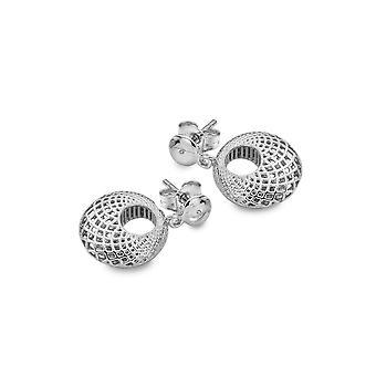 Hot Diamonds Quest Boucles d'oreilles cercle filigrane DE657
