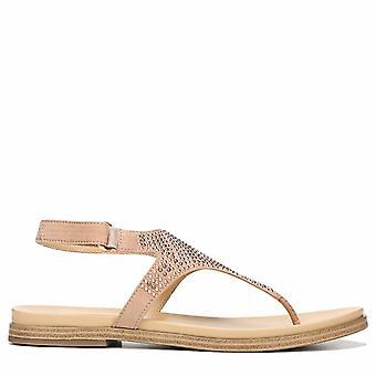 Naturalizer Womens Kelsie Fabric Open Toe Casual Slingback Sandals