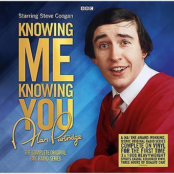 Steve Coogan, Alan Partridge - Att känna mig vet att du färgade vinyl