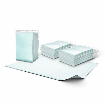 Attends Underpad Attends All-In-One Advance Premium 23 X 36 Inch Disposable Pulp Filled Heavy Absorbency, 5 Bags