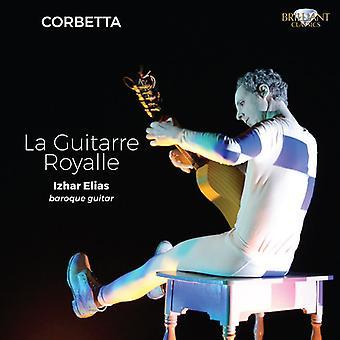 Corbetta / Elias - Guitarre Royalle [CD] USA import
