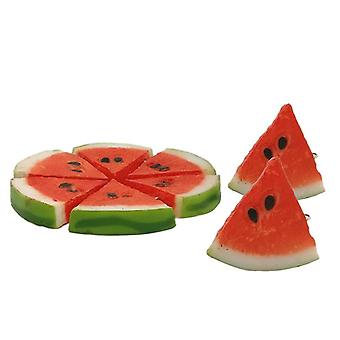 Artificial Fruits Lifelike Realistic Slices Fake Fruits Decorative Fruits For Party Kitchen