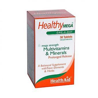HealthAid Healthy Mega Retakttabletten 30 (801420)