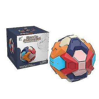 Copoz Kinderspielzeug Montage von Sparschweinbausteinen Frühmontage ball