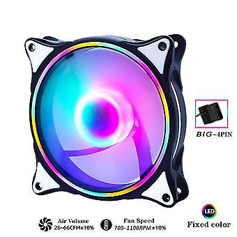 Cooling fan  for computer case cpu cooling cooler ventilador 12v dc adjust fan speed