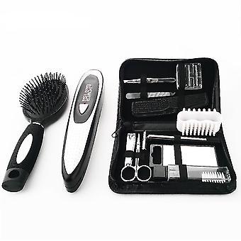 Set di strumenti per lo styling dei capelli led laser pettine crescita perdita di crescita della spazzola stimolatore degli strumenti per lo styling dei capelli