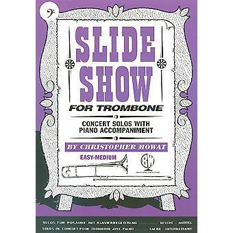 Slide Show Bass Clef (Solo Brass - Trombone/Euph)