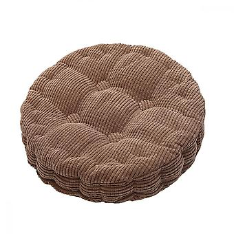 Swotgdoby Thicken Tufted Cushion, Solid Cushion Chair Pad Pillow Seat, Soft Tatami