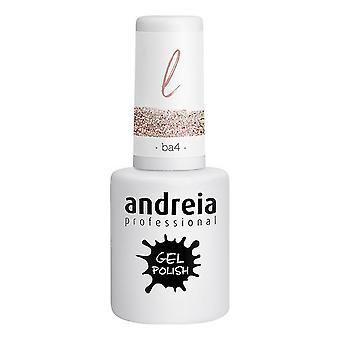 Vernis à ongles Gel semi-permanent Andreia Ba4 (10,5 ml)