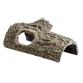"Zilla Bark Bends Decor - Large - 12""L x 6""W x 6""H"