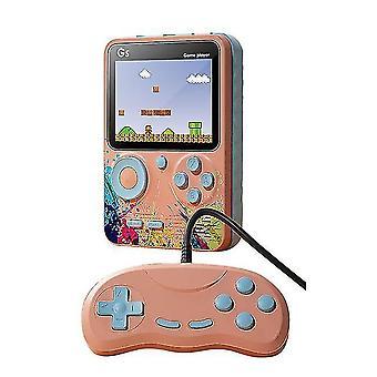 G5 USB Mini-Retro-Handheld-Handheld-Videospielkonsole 3,0 Zoll großer Bildschirm eingebautes Taschenspiel