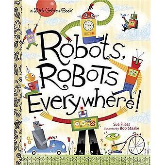 Robots Robots Everywhere!