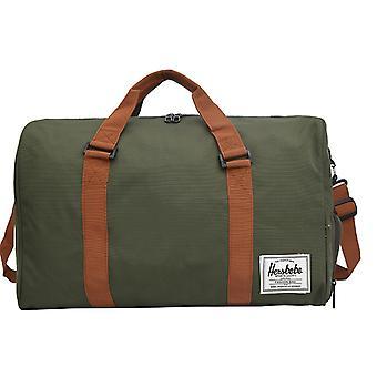 グリーン 大容量トート バッグ ショルダー バッグ トラベル バッグ クロスボディ バッグ 収納