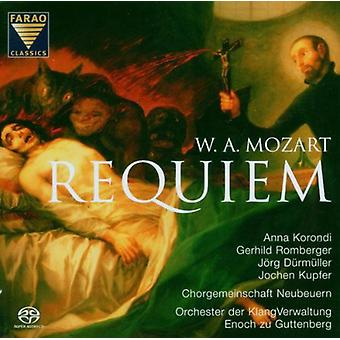 Mozart / Korondi / Kupfer / Durmuller / Romberger - Requiem in D Minor Kv 626 [SACD] USA import
