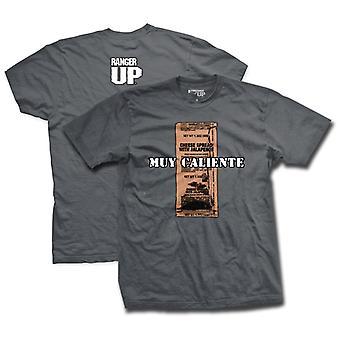 Ranger Up Muy Caliente T-Shirt - Gray