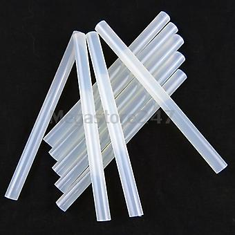 Glue Sticks 7mm Hot Glue Adhesive Melt Mini Glue Gun Sticks Clear Craft Glue