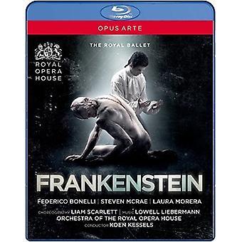 Frankenstein [Blu-ray] USA import