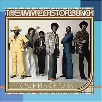 Jimmy Castor Bunch - 16 Slabs of Funk [CD] USA import