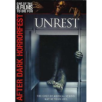 Unrest [DVD] USA import