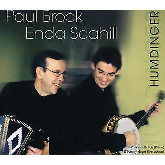 Paul Brock & Enda Scahill - Humdinger [CD] USA import