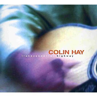 Colin Hay - Transcendental Highway [CD] USA import