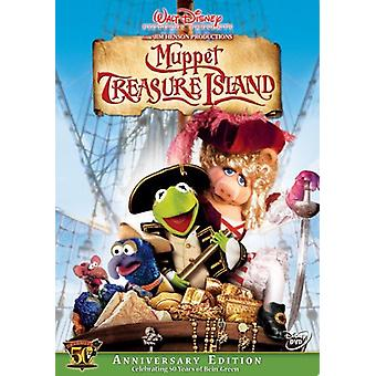 Import USA Muppet Treasure Island [DVD]