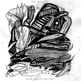 Flicka tårar - vaknade mot Tide [Vinyl] USA import