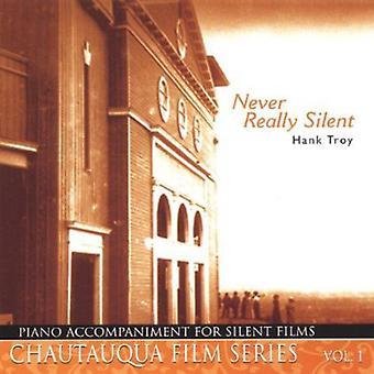 Hank Troy - aldri virkelig stille [DVD] USA import