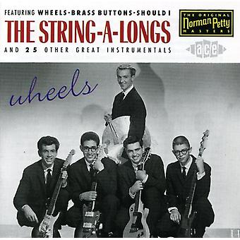 String-a-Longs - Wheels [CD] USA import