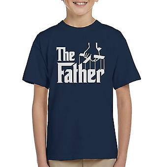 The Godfather The Father Kid's T-Shirt